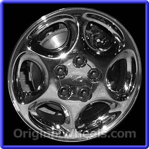 Oldsmobile Intrigue Wheels B