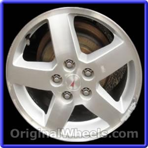 2008 Pontiac G5 Rims 2008 Pontiac G5 Wheels At Originalwheels Com