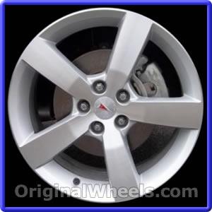2009 Pontiac G6 Rims 2009 Pontiac G6 Wheels At