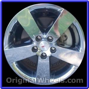 2010 Pontiac G6 Rims 2010 Pontiac G6 Wheels At