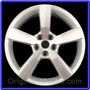 "Pontiac G6 2006-2009 18/"" 5 SPOKE FACTORY OEM WHEEL RIM C 6598"