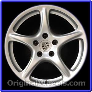 2007 Porsche Boxster Rims 2007 Porsche Boxster Wheels At