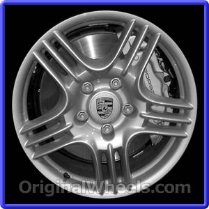 2004 Porsche Cayenne Rims 2004 Porsche Cayenne Wheels At