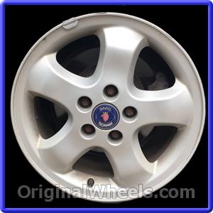 1999 Saab 9-5 NG 900 9-3 Turbo 17mm Spare Tire Wheel Lug Wrench