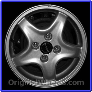 Suzuki Esteem Tire Size