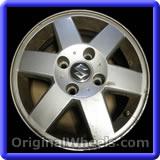 Suzuki Reno Alloy Wheel