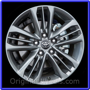 Like New 2017 Toyota Camry Wheels Used Rims