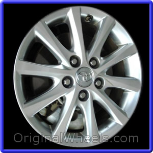 2011 toyota camry rims 2011 toyota camry wheels at. Black Bedroom Furniture Sets. Home Design Ideas