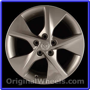 2012 Toyota Camry Tire Size >> 2012 Toyota Camry Rims, 2012 Toyota Camry Wheels at OriginalWheels.com