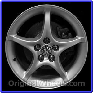 Like New 2001 Toyota Celica Wheels Used Rims