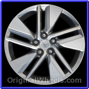 Wheel Part Number Ow75151 2017 2016 Toyota Corolla