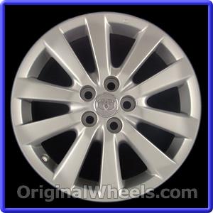 2009 Toyota Corolla Rims, 2009 Toyota Corolla Wheels at ...