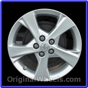 2013 Toyota Matrix Rims 2013 Toyota Matrix Wheels at
