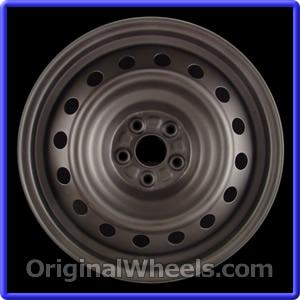 Steel Wheels. Toyota Matrix Wheel ...