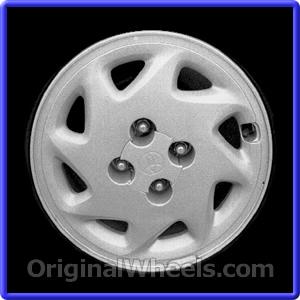 1992 Toyota Celica Wheels