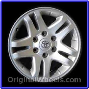2004 Toyota Sequoia Rims 2004 Toyota Sequoia Wheels At