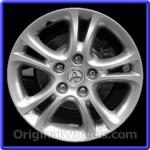 Toyota Sienna Rims & Custom Wheels - CARiD.com