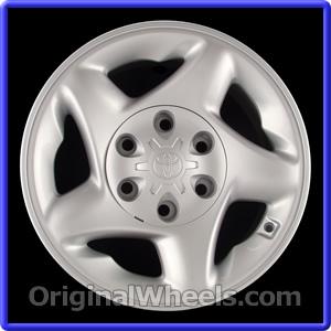 2003 Toyota Tacoma Rims 2003 Toyota Tacoma Wheels At