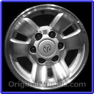 1996 Toyota Tacoma Rims 1996 Toyota Tacoma Wheels At