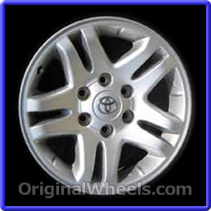 Wheel Part Number Ow69440a 2003 2006 Toyota Tundra