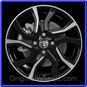 2015 Toyota Yaris Rims 2015 Toyota Yaris Wheels At Originalwheels Com