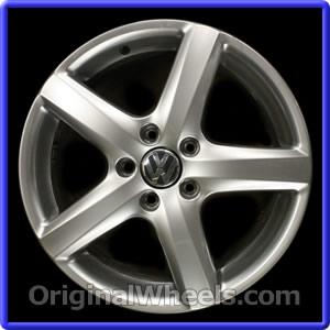 2009 Volkswagen EOS Rims, 2009 Volkswagen EOS Wheels at OriginalWheels.com