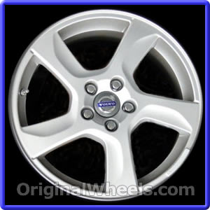 OEM 2013 Volvo 60 Series Rims - Used Factory Wheels from OriginalWheels.com