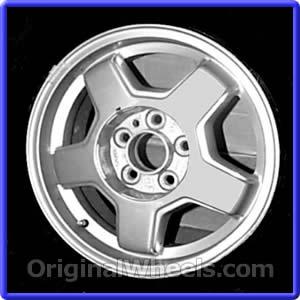 1992 Volvo 740 Rims, 1992 Volvo 740 Wheels at OriginalWheels.com